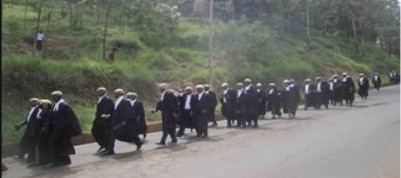 Cameroun: Grève des avocats: Paniqué le   pouvoir négocie, le barreau maintient le mo...