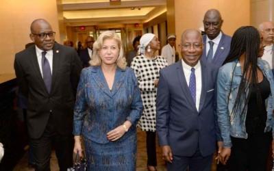 Côte d'Ivoire-USA: Dominique Ouattara, 6 jours à Washington pour la lutte contre le t...