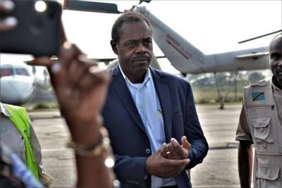 RDC: Lutte contre Ebola, l'ex ministre Oly Ilunga soupçonné de détournement de plus d...