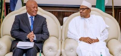 Nigeria Afrique du Sud: Ramaphosa s'excuse auprès de Buhari pour les violences xénoph...