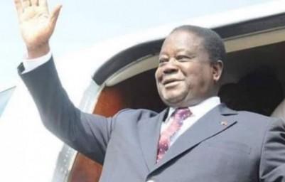 Côte d'Ivoire: Après des semaines en France , les proches de Bédié annoncent son  ret...