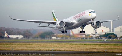 Ethiopian Airlines : une connexion Internet WiFi à bord utilisant la dernière technol...