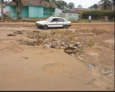 Côte d'Ivoire : Yamoussoukro, Ouattara va lancer mercredi les travaux de réhabilitation des voies dégradées