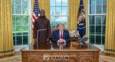 Kenya:   Le « meilleur enseignant du monde » rencontre Trump à la maison blanche