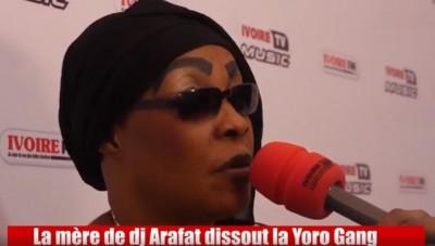 Côte d'Ivoire: Après la mort d'Arafat, Tina Glamour dissout la « Yorogang » et martèl...