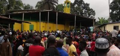 Liberia: 26 enfants périssent dans un incendie près de Monrovia