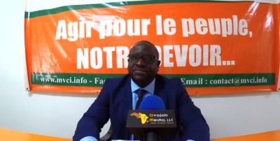 Côte d'Ivoire : Le MVCI annonce un meeting à Taabo, dans le fief du Ministre Bandaman Maurice