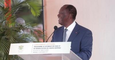 Côte d'Ivoire: Transfert effectif de la capitale à Yamoussoukro, Alassane Ouattara explique pourquoi il n'a pas tenu sa promesse de campagne et s'en excuse