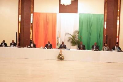 Côte d'Ivoire: Communiqué du conseil des ministres du 19 septembre 2019 à Yamoussoukr...