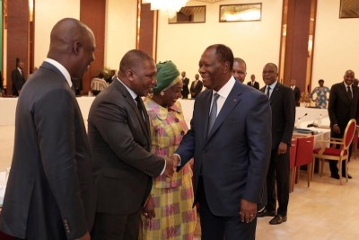 Côte d'Ivoire: Liste complète de nomination des nouveaux directeurs de cabinet du gou...