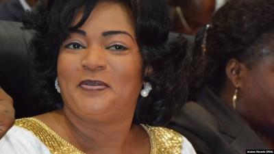 Congo: La ministre de la promotion de la femme Inès Nefer Ingani virée du gouvernemen...