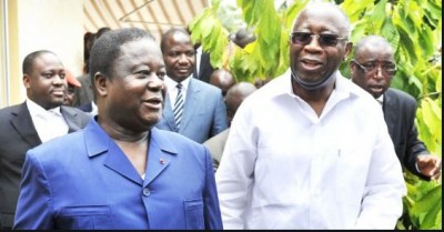 Côte d'Ivoire: Silence de Bédié après l'appel de Bensouda, le PDCI se veut prudent face à une action judiciaire