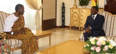 Togo-Ghana : Mission de Mensah Demetia, le nouvel ambassadeur ghanéen