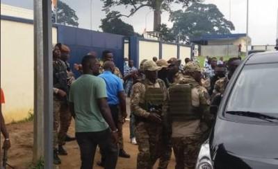 Côte d'Ivoire: Rififi entre forces spéciales et policiers à la préfecture de police d...