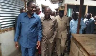 Côte d'Ivoire : Bouaké, pour une transparence du « Yako »   gouvernemental aux commerçants, Tuo Fozié avertit, « les corridors sont fermés...    »