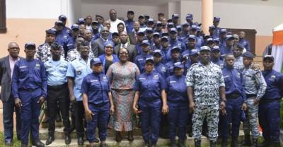 Côte d'Ivoire: Une brigade au sein de la  de la Brigade de la salubrité urbaine pour...