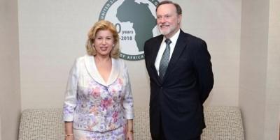 Côte d'Ivoire-USA: Menace d'embargo sur le Cacao, Dominique Ouattara confiante après sa rencontre avec le sous secrétaire d'État américain aux affaires africaines
