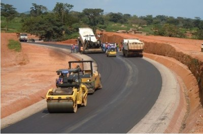 Côte d'Ivoire: Les travaux de bitumage de l'axe Blolequin-Toulepleu ne sont pas arrêt...