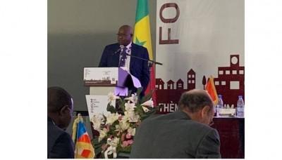Côte d'Ivoire-Sénégal: 5ème édition du forum des caisses de dépôts et consignations, Lassina Fofana défend le drapeau Ivoirien à Dakar