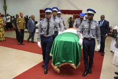 Côte d'Ivoire: Assassiné à Yopougon par les «Gnambros», le gendarme Sony Tiékou porté en terre