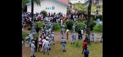 Côte d'Ivoire: Des forces spéciales attaquent un concours de sous-officiers de police...