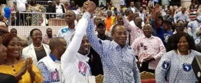Côte d'Ivoire: Congrès jeunesse FPI proche d'Affi, sur trois candidats, Lia Ferdinand remplace Navigué