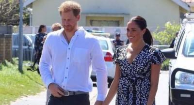 Afrique du Sud: Arrivée du prince Harry, son épouse Meghan et leur bébé pour leur premier voyage africain