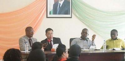 Côte d'Ivoire: Un diplomate Chinois pose les quatre conditions pour devenir un pays émergent