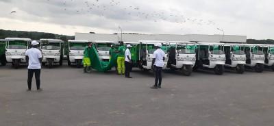 Côte d'Ivoire : Abidjan, collecte d'ordures, à terme, 2000 emplois de pré-collecteurs annoncés