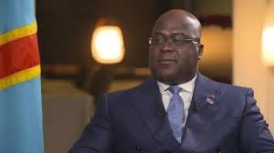 RDC:    Felix Tshisekedi veut changer les mentalités contre la corruption sans «règlements de comptes »