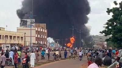 Mali:   Cinq morts au moins  dans l'explosion accidentelle d'un camion citerne à Bamako