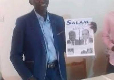 Tchad: Un journaliste condamné  à 3 ans de prison pour «association de malfaiteurs in...