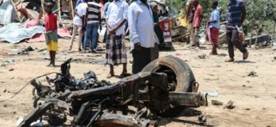 Somalie: Une base américaine et un convoi de l'UE visés par des attaques de shebabs