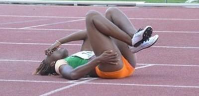 Côte d'Ivoire: Mondiaux d'athlétisme, Ta Lou est  désolée de ne pas prendre part au 200 mètres