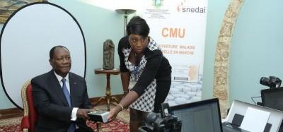 Côte d'Ivoire :  Généralisation de la CMU, 1800 agents sélectionnés sur 33 mille dossiers réceptionnés ont reçu leur attestation