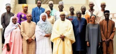 Gambie : Accord pour la totalité des 5 ans du mandat de Barrow