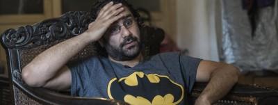 Egypte:  Le militant et blogueur Alaa Abdel Fattah à nouveau arrêté