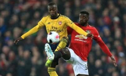 Côte d'Ivoire: Nicolas Pépé reconnait qu'il n'est pas assez performant avec Arsenal mais pas inquiet