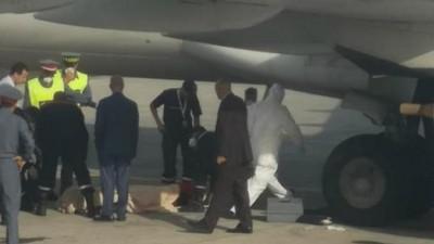 Guinée-Maroc: Un homme retrouvé mort dans le train d'atterrissage d'un avion, Conakry émet des doutes