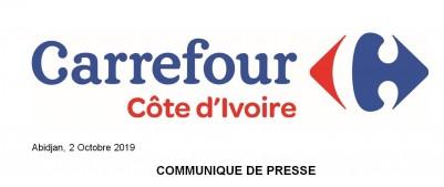 Côte d'Ivoire: Carrefour fête ses 4 ans et lance la « Roue magique »