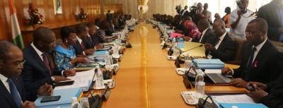 Côte d'Ivoire: Communiqué du Conseil des Ministres du mercredi 2 octobre 2019