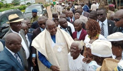 Côte d'Ivoire: Ce que va faire  Gon Coulibaly lors de sa visite  à l'ouest du pays