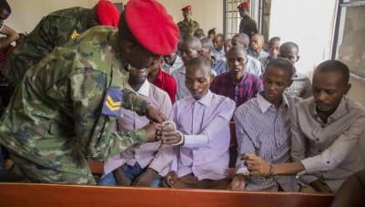 Rwanda: 25 rebelles présumés inculpés pour avoir tenté de renverser le gouvernement