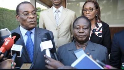 Côte d'Ivoire : Raison du  report sine die de la rencontre Affi-Bédié