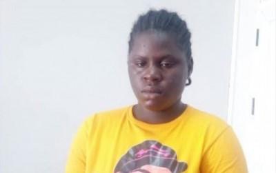 Côte d'Ivoire: Une ressortissante Nigériane interpellée par la police, ce qui lui est reproché