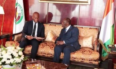 Côte d'Ivoire: Dans le secret du tête-à-tête entre Drogba et Ouattara au palais