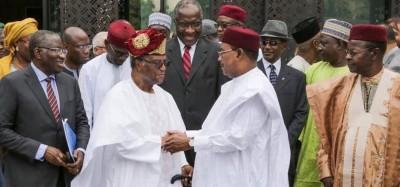 Niger: Croisade contre les 3e mandats en Afrique