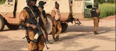 Burkina Faso: Un militaire tué et quatre blessés lors d'une attaque