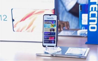 Côte d'Ivoire:  Tecno Mobile lance les Camon 12 PRO, Camon 12 et Camon 12 AIR, les photophones au design unique