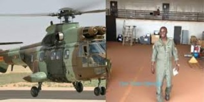 Centrafrique:  Mort d'un casque bleu sénégalais suite à un crash accidentel